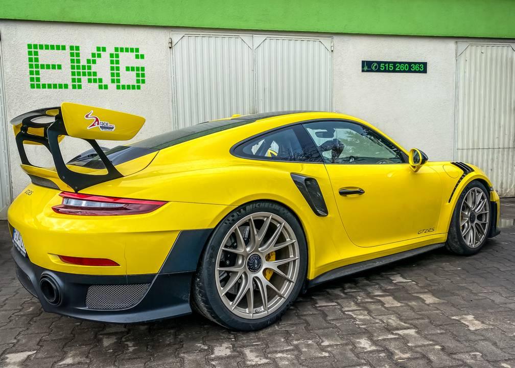 Serwis Porsche EKG